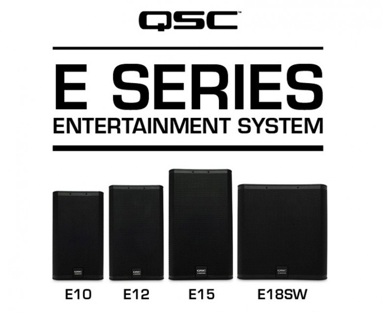 QSC E Series