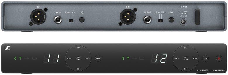 Sennheiser EM-XSW 1 Dual