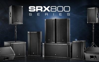 JBL SRX800 – профессиональная активная акустика