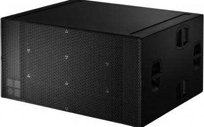 d&b audiotechnik B22-SUB – сабвуфер с двумя 18-дюймовыми динамиками