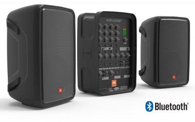 JBL EON 208P – портативная система звукоусиления с Bluetooth