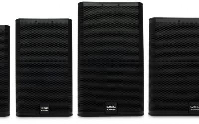 QSC представляет пассивные акустические системы Е серии