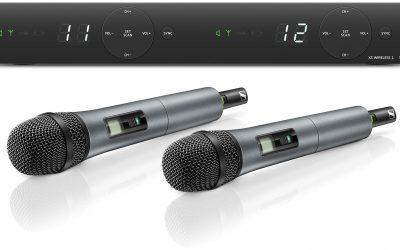 Sennheiser EM-XSW 1 Dual — бюджетна радіосистема з двома приймачами