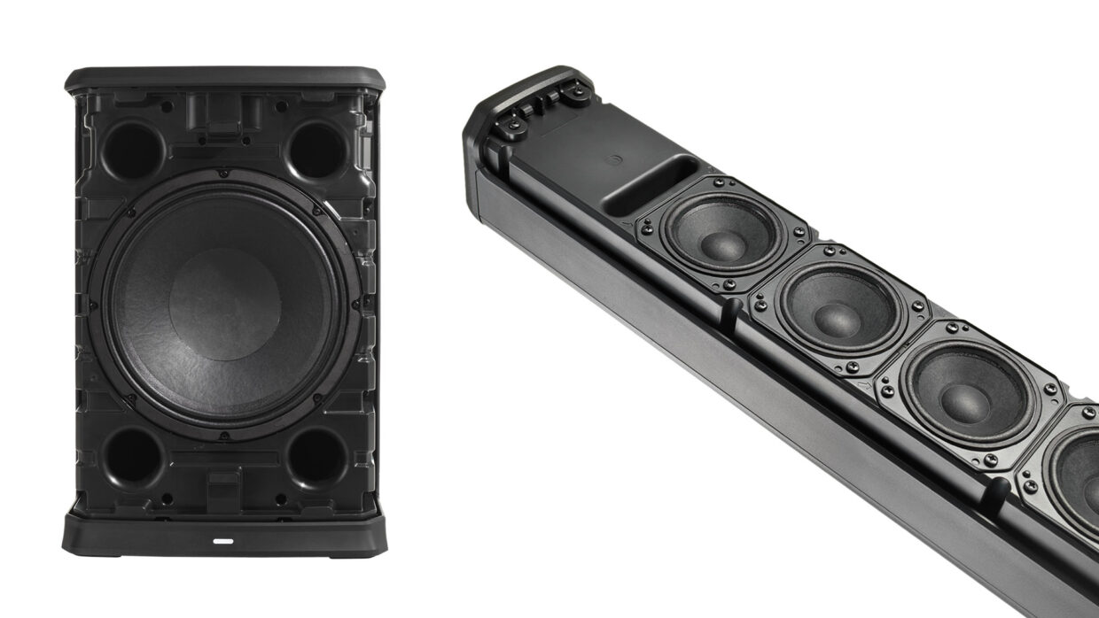 JBL PRX ONE No Grille
