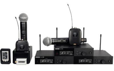 Shure SLX-D — найкраща цифрова радіосистема до $1000