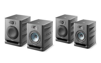 Focal Alpha Evo — оновлення популярної серії студійних моніторов